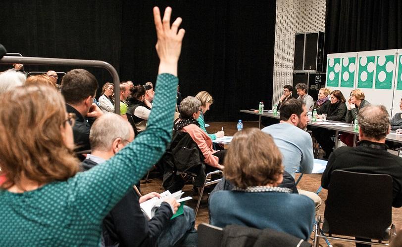 Vote à l'assemblée générale de l'association