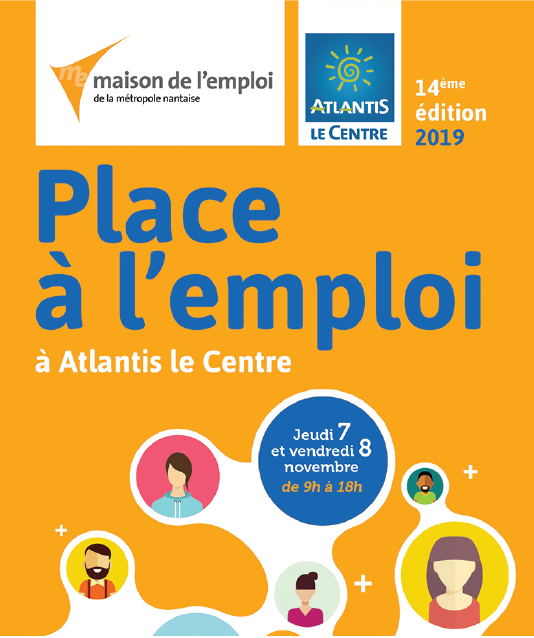 Forum Emploi Atlantis nov 2019