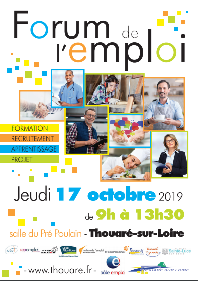 Affiche Forum Thouaré